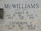 Catherine California <I>Bocook</I> McWilliams