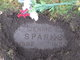 Jennie Ethel <I>Wallace</I> Sparks
