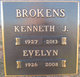 Profile photo:  Evelyn <I>Helmer</I> Brokens