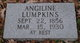 Lilly Angeline <I>Young</I> Lumpkins