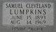 "Samuel Cleveland ""Sam"" Lumpkins"