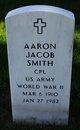 Profile photo:  Aaron Jacob Smith
