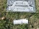"Bettye Laverne ""Bettye Red"" <I>Cantrell</I> Johnson"