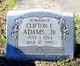 Clifton F Adams, Jr