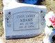Cleo James Adams