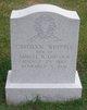 Caroline Louise <I>Whipple</I> Lincoln