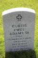 Curtis Ewel Adams, Sr