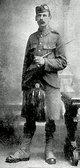 Profile photo: Private Arthur A Alderton