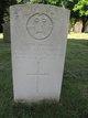 Private Albert Richmond Harrison