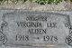 Virginia Lee Alden