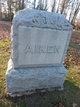 Profile photo:  Allen Robert Aiken