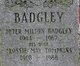 Flossie May <I>Tompkins</I> Badgley