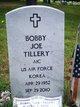 "Profile photo:  Bobby ""Joe"" Tillery"