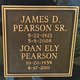 Profile photo:  Joan <I>Ely</I> Pearson