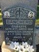 Profile photo:  Angela <I>Carini</I> Banchero