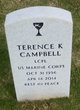 Terence Kevin Campbell