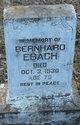 Profile photo:  Bernhard Ebach