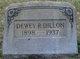 Dewey R. Dillon