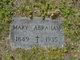 Mary Abraham