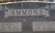 Jeanette Marie <I>Graves</I> Ammons