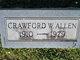 Crawford Williams Allen