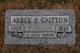 Profile photo:  Abbey Parris Gritton