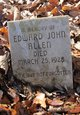 Profile photo:  Edward John Allen