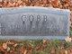 Profile photo:  Mary Ann <I>McBride</I> Cobb
