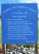 Freedhem Free Evangelical Cemetery