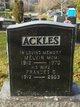 Profile photo:  Melvin McMillan Ackles