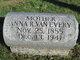 Profile photo:  Anna Ruth <I>Goldsborough</I> Van Every
