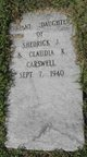 Profile photo:  Infant Daughter Of Shedrick J & Claudia K Carswell