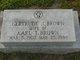 Gertrude J. Brown