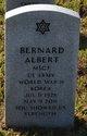 "Profile photo:  Bernard ""Bud"" Albert"