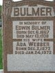 Profile photo:  Ada <I>Webber</I> Bulmer