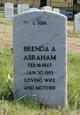 Brenda A Abraham