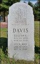 "Elijah Lewis ""Lige"" Davis"
