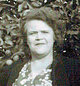 Profile photo:  Lillie Bell <I>Wilkins</I> Fellows