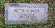 Bettie A Smith