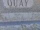 Anna Rebecca <I>Yates</I> Quay