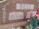 Profile photo:  B. T. Bell, Sr