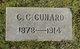 Profile photo:  C. C. Cunard