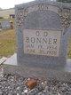 O. D. Bonner