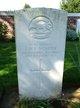 Pvt John William Ralph Acaster
