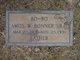 """Amos W. """"Bo Bo"""" Bonner, Sr"""