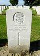 2nd Lt Alfred James Benedict <I> </I> Allen,