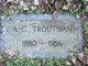 Profile photo:  A G Troutman
