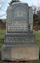 Elizabeth <I>Idle</I> Barshinger