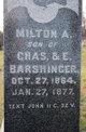 Milton A. Barshinger