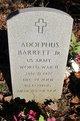 "Profile photo:  Adolphus ""Doc"" Barrett, Jr"